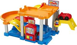 Fisher-Price Little People Rollin Ramps Garage