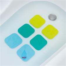 Safety First Anti-Slip Bath Pads