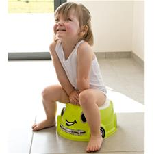 Safety First Fast and Finished Potty