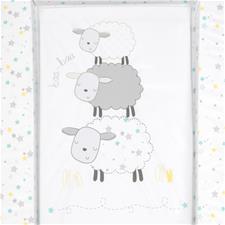 Silvercloud Counting Sheep Changing Mat