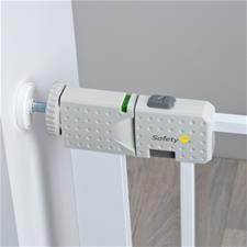 Safety 1st SecureTech Simply Close Metal Gate