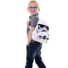 Star Wars Plush Backpack Stormtrooper