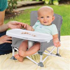 Distributor of Summer Infant Pop N Sit Grey
