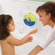 Summer Infant Tub Time Bubble Maker With Solution