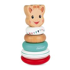 Supplier of Janod Sophie La Girafe Stackable Roly-Poly