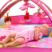 Tiny Love Gymini Move & Play Gym Pink