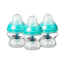 Tommee Tippee Advanced Anti-Colic Bottle 150ml 3Pk