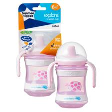 Distributor of Tommee Tippee Discovera Trainer Cup 6m+