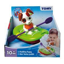 Tomy Bath Toy Paddling Puppy