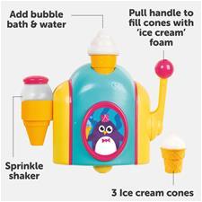 Tomy Bath Toy Foam Cone Factory