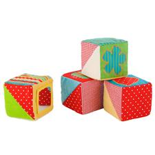 ELC Blossom Farm Touch Feel Cubes