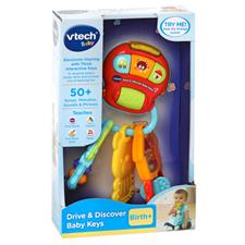 Distributor of VTech Drive & Discover Baby Keys