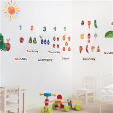 The Very Hungry Caterpillar - Nursery Décor Kit