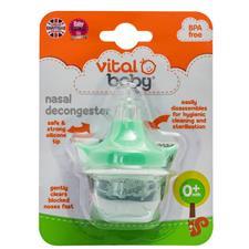 Vital Baby Nasal Decongester