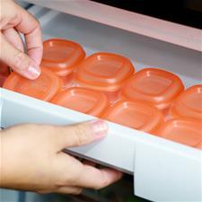 Vital Baby Press 'n' Pop Mini Freezer Pots 8Pk