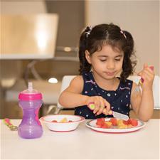 Vital Baby Rabbit Tableware Set