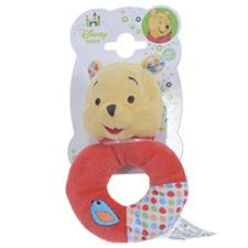 Winnie the Pooh Good Morning Ring Rattle