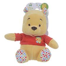 Winnie the Pooh Good Morning Soft Toy Character Assortment