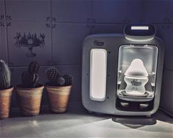 Baby products distributor of Tommee Tippee Closer to Nature Perfect Prep Day and Night Grey