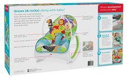 Fisher-Price Infant to Toddler Rocker Blue