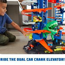 Nursery products distributor of Hot Wheels Ultimate Garage