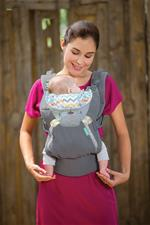 Nursery products distributor of Infantino Cuddle Up Ergonomic Hoodie Carrier