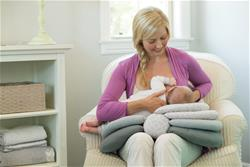 Nursery products distributor of Infantino Elevate Adjustable Nursing Pillow