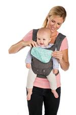 Nursery products distributor of Infantino Flip Advanced 4-in-1 Convertible Baby Carrier