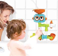 Nursery products distributor of Infantino Sensory Plug & Play Plumber Set