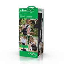 Nursery products distributor of Infantino Zip Ergonomic Baby Travel Carrier