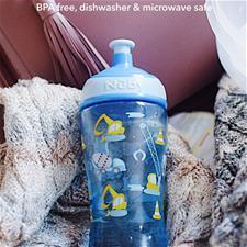 Nursery products distributor of Nuby Super Slurp Tritan Freeflow Cup