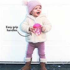 Nursery products distributor of Nuby Tritan Grip N' Sip