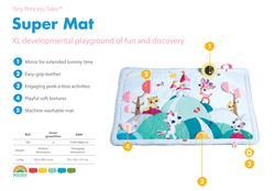 Nursery products distributor of Tiny Love Super Mat Princess Tales