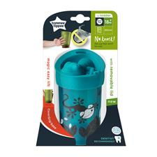 Nursery products distributor of Tommee Tippee No Knock Large Cup with Lid