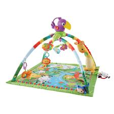 Supplier of Fisher-Price Rainforest Melodies & Lights Deluxe Gym