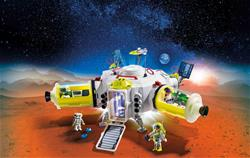 UK supplier of Playmobil Space Mars Space Station with Functioning Double Laser Shooter