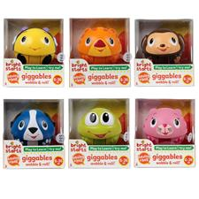 Nursery products wholesaler of Bright Starts Having A Ball Giggables