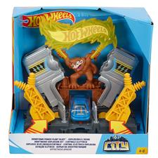 Nursery products wholesaler of Hot Wheels City Themed Asst