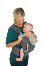Nursery products wholesaler of Infantino Cuddle Up Ergonomic Hoodie Carrier