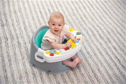 Nursery products wholesaler of Infantino Music & Lights 3-in-1 Discovery Seat & Booster