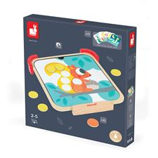 Nursery products wholesaler of Janod I am Learning Colours - Magnetic Chips