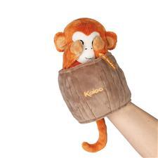 Nursery products wholesaler of Kaloo Kachoo Surprise Puppet Jack Monkey