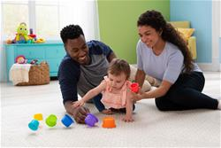 Nursery products wholesaler of Lamaze Pile & Play Cups