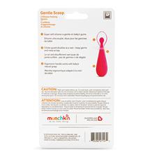 Nursery products wholesaler of Munchkin Gentle Scoop Silicone Training Spoons 2Pk
