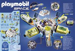 Nursery products wholesaler of Playmobil Space Mars Space Station with Functioning Double Laser Shooter