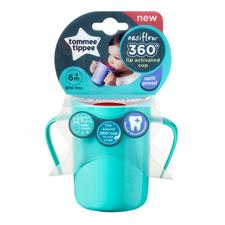 Nursery products wholesaler of Tommee Tippee 360 Handled Cup 200ml