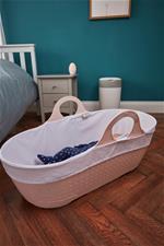 Nursery products wholesaler of Tommee Tippee Slepee Basket - Gentle Pink
