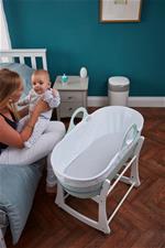Nursery products wholesaler of Tommee Tippee Slepee Basket - Mint Green