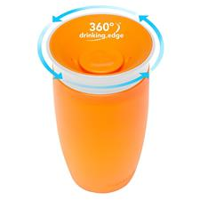 UK supplier of Munchkin Miracle 360 Sippy Cup 296ml