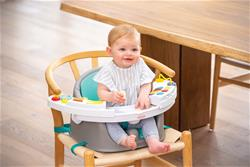 Nursery products supplier of Infantino Music & Lights 3-in-1 Discovery Seat & Booster